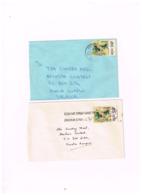 Lot De 8 Lettres. - Malaysia (1964-...)