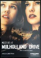 Mulholland Drive Movie Film Carte Postale - Affiches Sur Carte