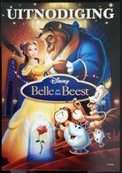 Belle En Het Beest Movie Film Carte Postale - Affiches Sur Carte