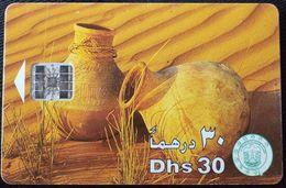 UNITED ARAB EMIRATES - 30 Dhs Etisalat - Emirati Arabi Uniti