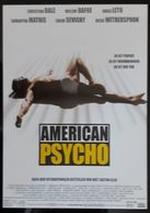 American Psycho Movie Film Carte Postale - Affiches Sur Carte