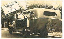 82  SOUVENIR  DE LIZAC   CPM  TBE  247 - Autres Communes