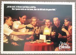 Der Rote Kakadu Movie Film Carte Postale - Affiches Sur Carte
