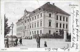 1901 - STOCKERAU , Gute Zustand, 2 Scan - Stockerau