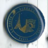 La Poste Bureaux Temporaires Paris Tour Eiffel Arc Triomphe Pyramide Louvre - Postes
