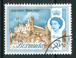 Bermuda 1962-68 Buildings - Wmk. Upright - 3d Value Used (SG 165) - Bermuda