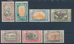 Ethiopië/Ethiopia/Äthiopien/Éthiopie 1919 Mi: 67,69-74 Yt: 120,122-127 (PF/MNH/Neuf Sans Ch/nuovo Senza C./**)(5222) - Ethiopia