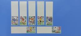 CAMBODGE / CAMBODIA/ FIFA Mondial De Football Mexico' 86. 1985 ( Imperf ) - Cambodia