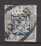 COLOMBIA Old Stamps 1861-1890,good Quality,see 10 Scans [11] - Sammlungen (im Alben)