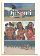 Les Beaux Visages De Djibouti, Belle Carte Postale Format 20 X 14 Cm , Neuve, Non Circulée - Africa