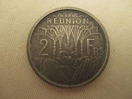 Reunion 2 Francs 1948 - Réunion