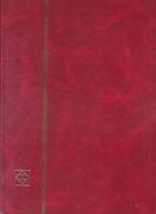Album Timbres Vide, Fond Noir 32 Pages, 9 Bandes - Groß, Grund Schwarz