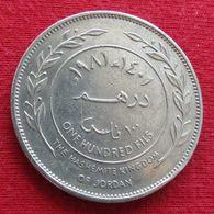 Jordan 100 Fils 1981 KM# 40 *V2 Jordanie Jordania Giordania - Jordan