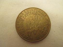 Cameroun 25 Francs 1970 - Cameroon