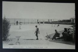 CPA N° 25 Arromanches - Le Tennis De L'étoile Du Nord - LL - Arromanches