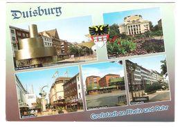 Deutschland - Duisburg - C&A Kaufhaus - Ansichten - Duisburg