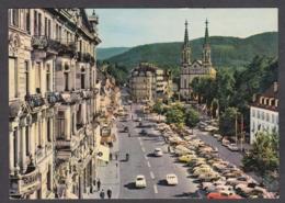 105864/ BADEN-BADEN, Augustaplatz - Baden-Baden