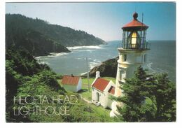 USA - Oregon Coast - Heceta Head Lighthouse - Light House - Leuchtturm - Portland