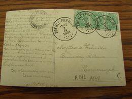 RELAIS DE ZOERLE-PARWIJS (1921) COTE C - Postmark Collection