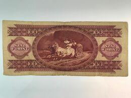 BIllet De 100 Forint - Hongrie - Hungary
