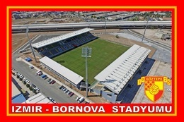 CP.STADE DE FOOTBALL. IZMIR   TURQUIE  BORNOVA  STADYUMU    # CS. 431 - Fútbol