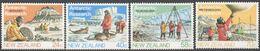 ANTARCTIQUE NOUVELLE ZELANDE 1984 4 TP Présence Néo Zélandaise N° 859 à 862 Y&T Neuf ** Mnh - Briefmarken