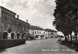 MARRARA - VIA PRINCIPALE - FERRARA - VIAGGIATA - Ferrara