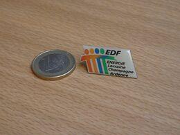 ARDENNES . EDF ENERGIE LORRAINE CHAMPAGNE ARDENNE. - EDF GDF