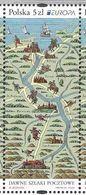 POLAND, 2020, MNH, EUROPA, ANCIENT POSTAL ROUTES, SHIPS, HORSES, CAMELS, 1v - Europa-CEPT