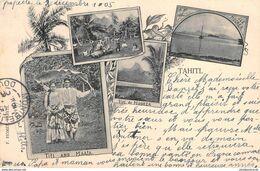 CPA - TAHITI, 1905 - Tahiti