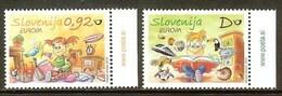 SLOVENIE N°703/704** (europa 2010) - COTE 4.30 € - 2010