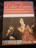 Donizetti: L'elisir D'amore (Roberto Alagna-Angela Gheorghiu)/ DVD Simple Decca - Musicalkomedie