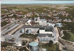 Oreye , Vue Aérienne Raffinerie Notre - Dame ( Sucrerie ) - Oreye