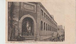 Manche : SAINT   LO :  Statue  Havin - Musée  Théâtre - Saint Lo