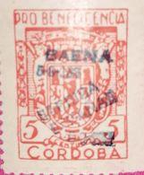 Guerra Civil - Spanish Civil War Labels