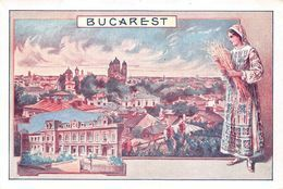 Bucarest Bucuresti Bergougnan Clermont Ferrand - Rumania