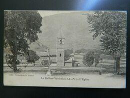 LA BOLLINE VALDEBLORE                        L'EGLISE - France