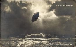 Cp Zeppelin ZR III, LZ 126 Los Angeles, Luftschiff - Avions