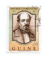 PORTUGAL»PORTUGUESE GUINEA»1969»USED - Portugees Guinea