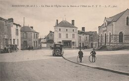 GONNORD - France