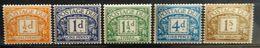 Gran Bretaña: Año. 1951 -1952   Cifras, Filigranas. Tipos, 127 - (G VI R) Dent. 14X15 - Tasse