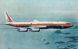 CPM - Cie AIR MADAGASCAR - BOEING JET Intercontinental   … - Edition I.P.R. - 1946-....: Ere Moderne