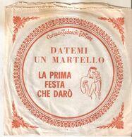 """Lucia Cavallari / Graziella Caly – Datemi Un Martello / La Prima Festa Che Darò - 7"""" - Vinyl Records"""