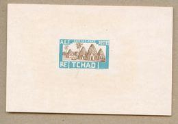 Épreuve D'atelier Sans La Valeur Pour La Série De Timbres-taxe N°12 à 22 (Yvert Et Tellier) - Unclassified