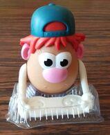 Figurine Happy Meal Mc Donald's Mr. Potato Head Console Jeux Monsieur Patate - Figurines