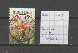 België 1987 - Yv. 2244 - OCB 2244 Gest./obl./used - Belgium