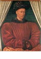 Histoire - Charles VII Roi De France Par Jean Fouquet - CPM - Voir Scans Recto-Verso - Historia