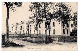Courtenay - La Gendarmerie - Courtenay