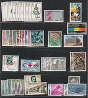 1969-71. * Edifil: 1898/2070. AÑOS COMPLETOS - 1931-Hoy: 2ª República - ... Juan Carlos I