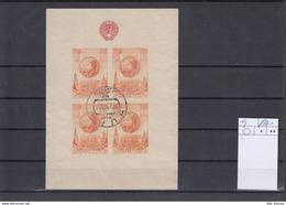UdSSR Michel Cat.No. Sheet Used 9 - 1923-1991 URSS